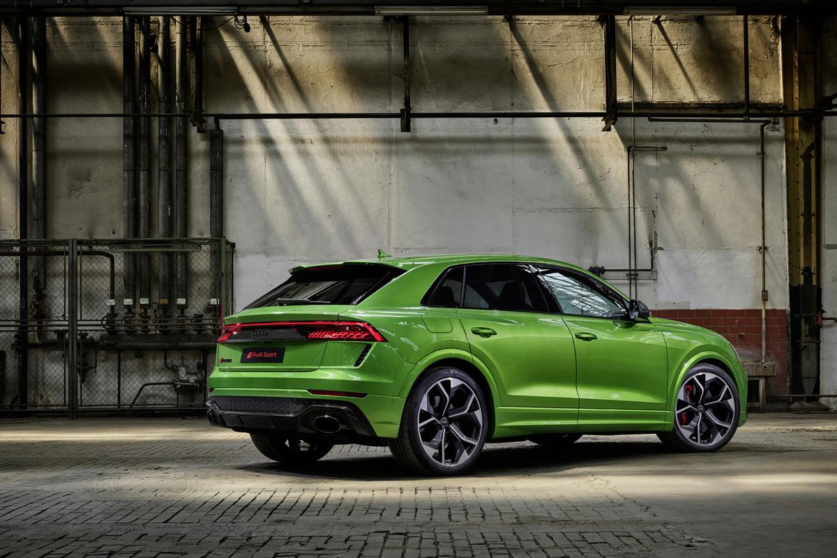2020 Audi RS Q8 SUV