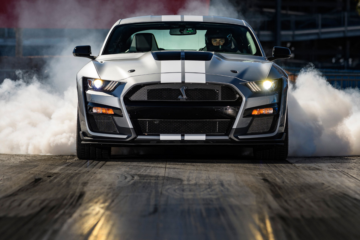 Wow, The 2020 Ford Mustang Shelby GT500 Is Even Better ...