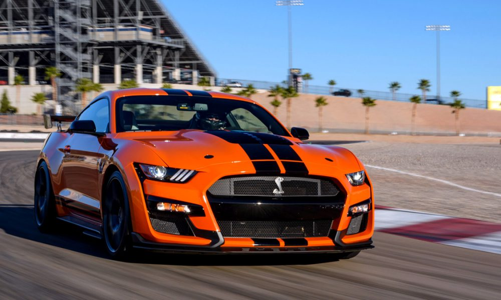 2020 Ford Mustang Shelby GT500 - First Drive
