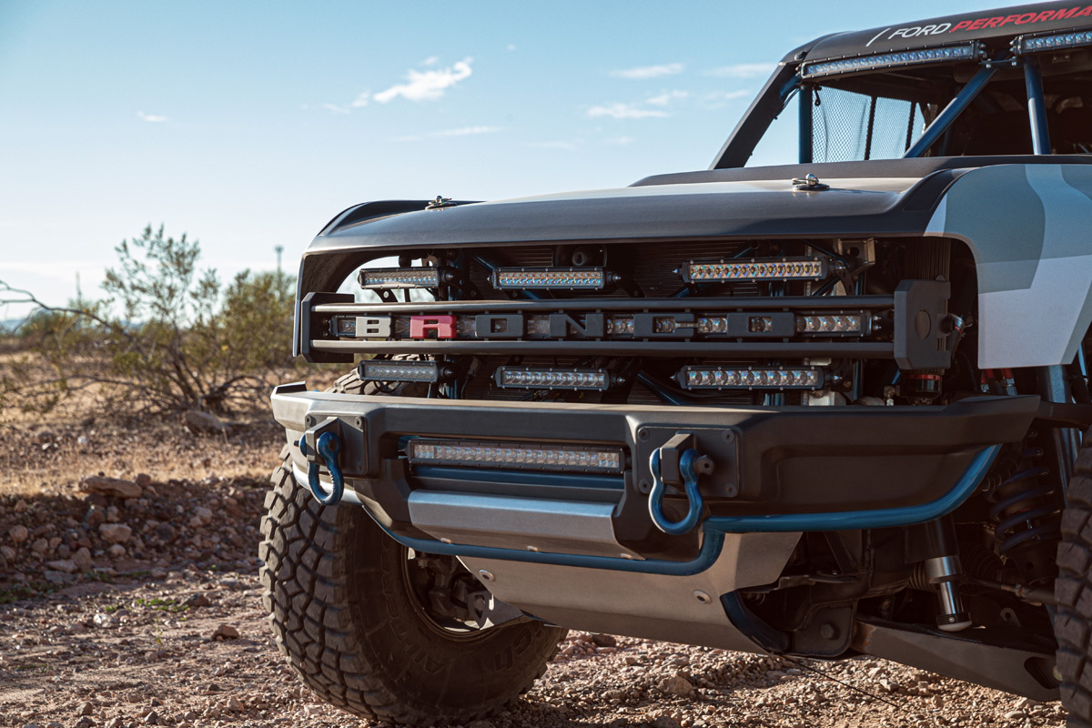 Ford Bronco R Prototype
