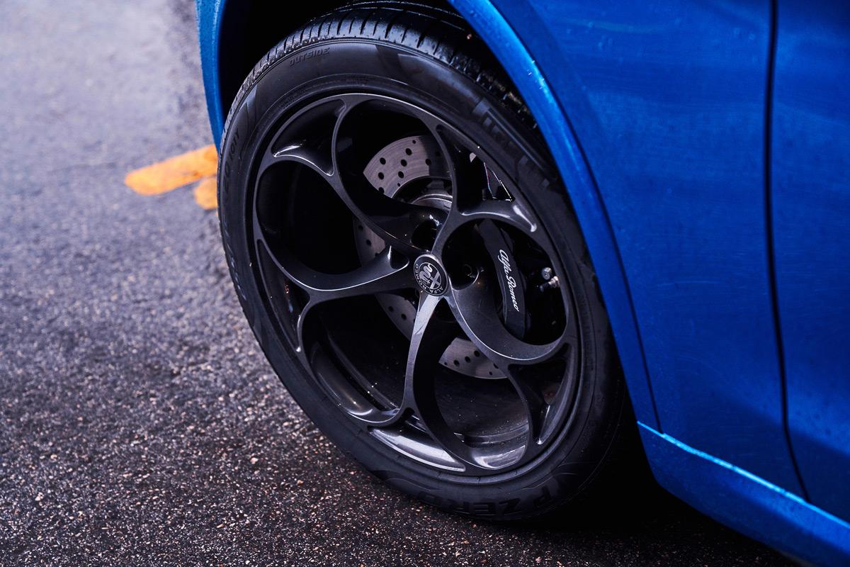 2019 Alfa Romeo Stelvio Quadrifoglio - Wheels