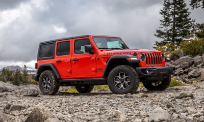 2020 Jeep Wranger Rubicon