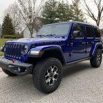 2020 Jeep Wrangler Rubicon Unlimited 4x4