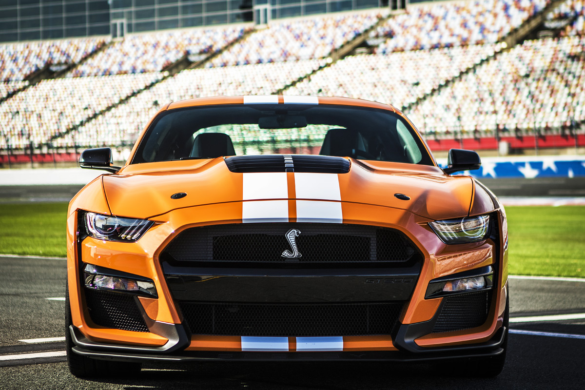 Charlotte Motor Speedway - Shelby GT500