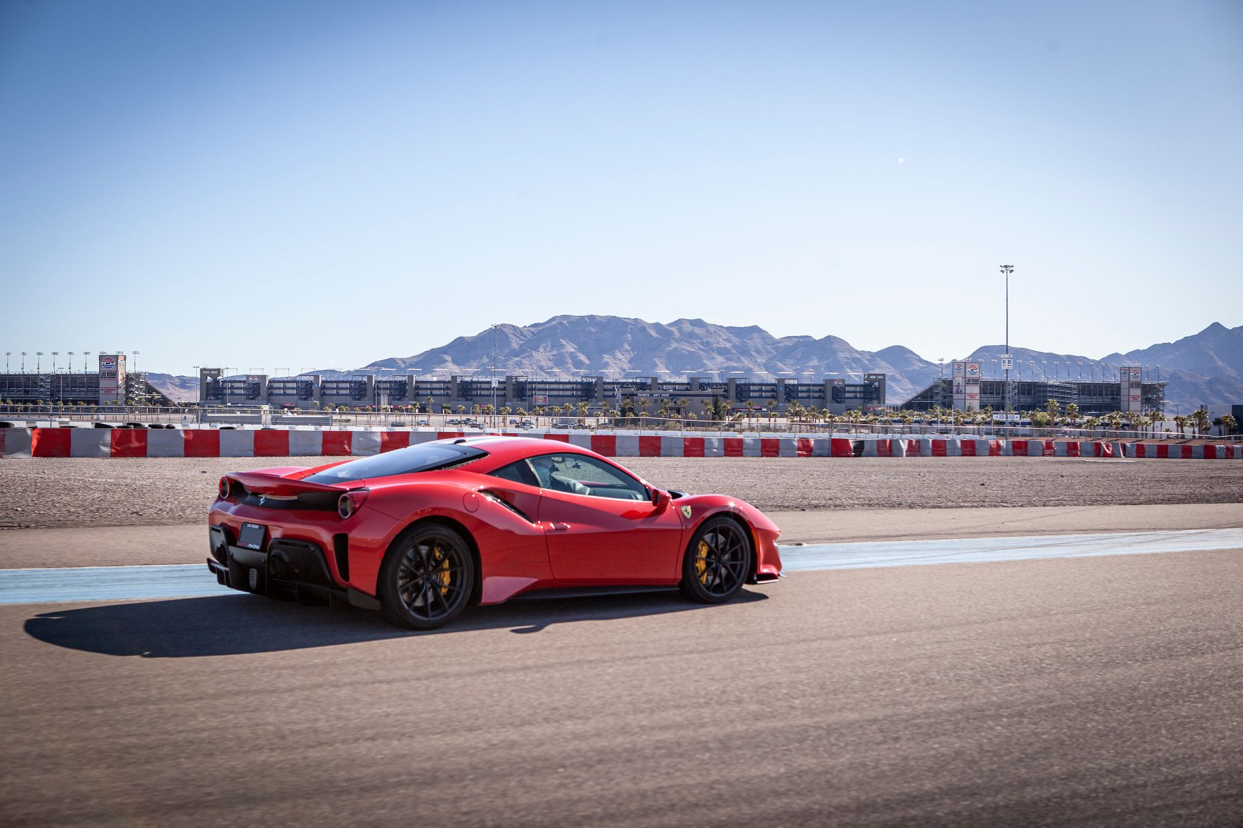 Exotics Racing - Ferrari 488 Pista