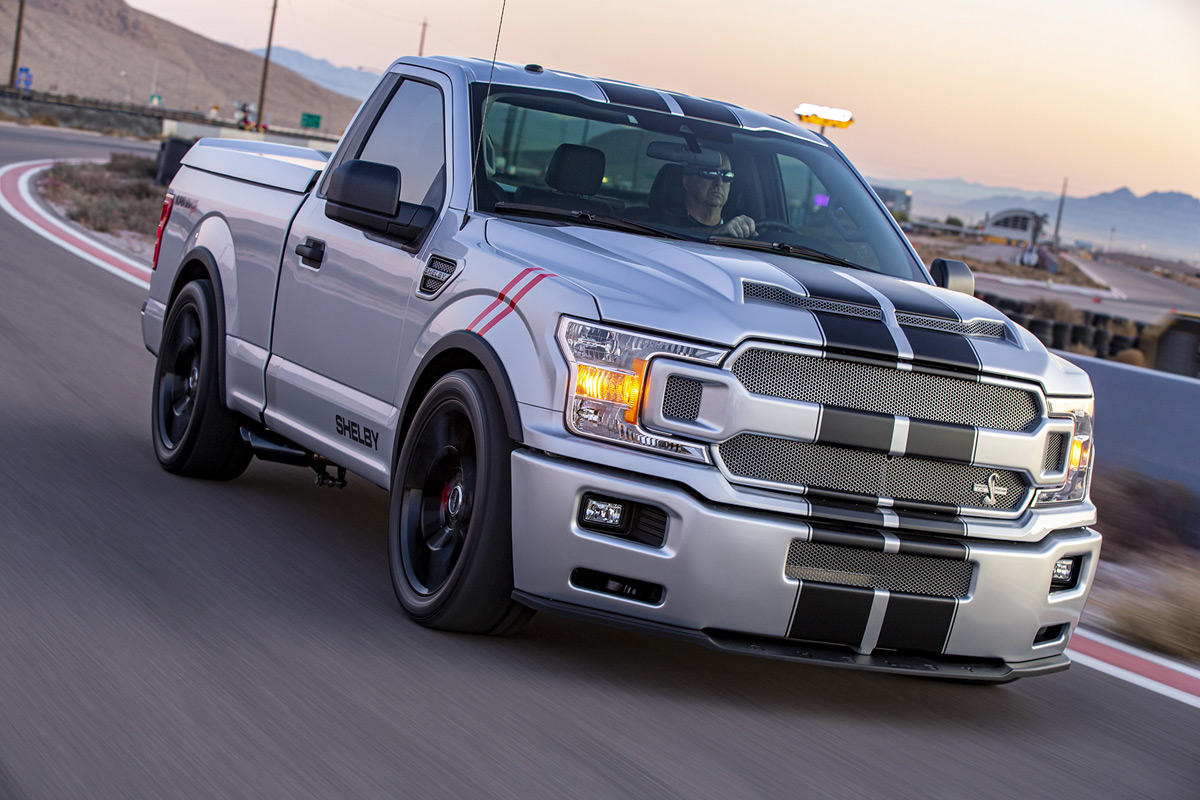 Shelby F-150 Super Snake Sport Truck