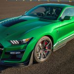 2020 Mustang Shelby GT500 VIN 001