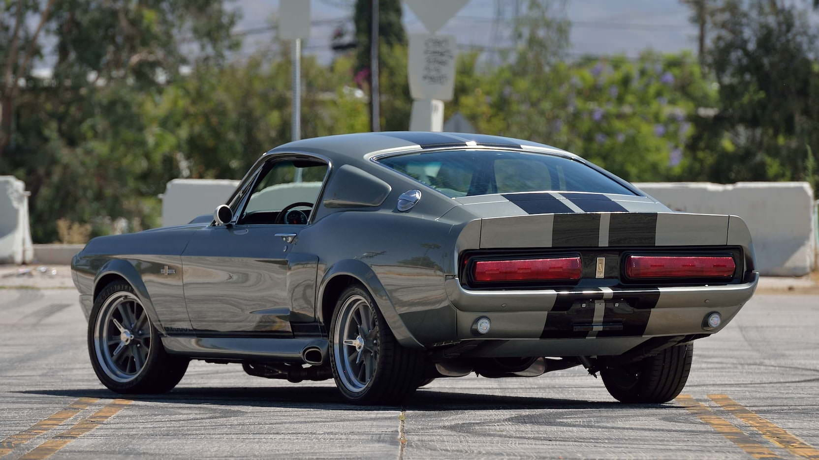 Ford Mustang Shelby Gt500 Eleanor 1967 Olx