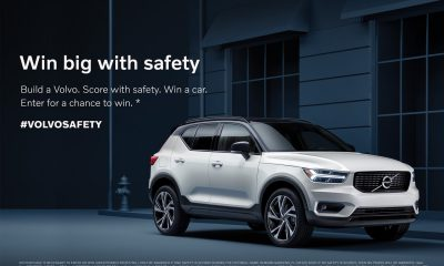 Volvo Super Bowl Giveaway