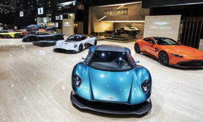 2019 Geneva Motor Show - Aston Martin
