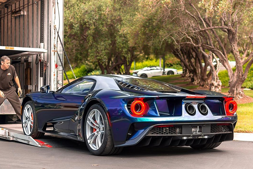 2020 Mystichrome Ford GT