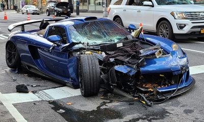Gemballa Mirage GT Wreck