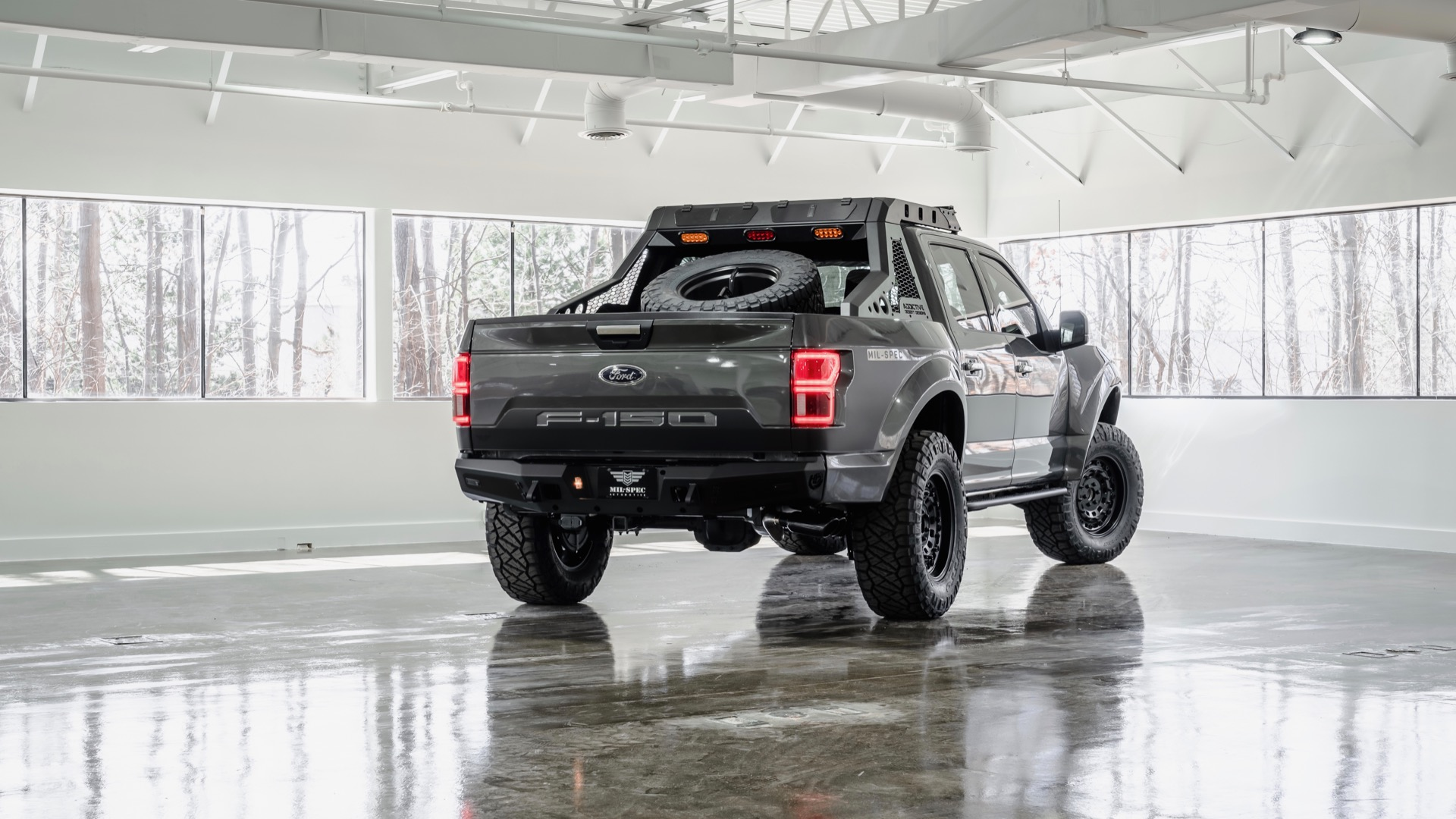 Mil-Spec Automotive F-150
