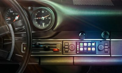 Porsche Classic Communication Management system