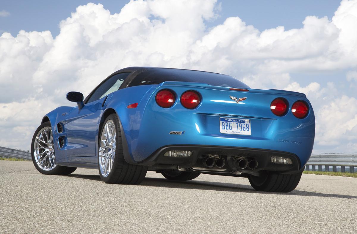 2008 Corvette ZR1