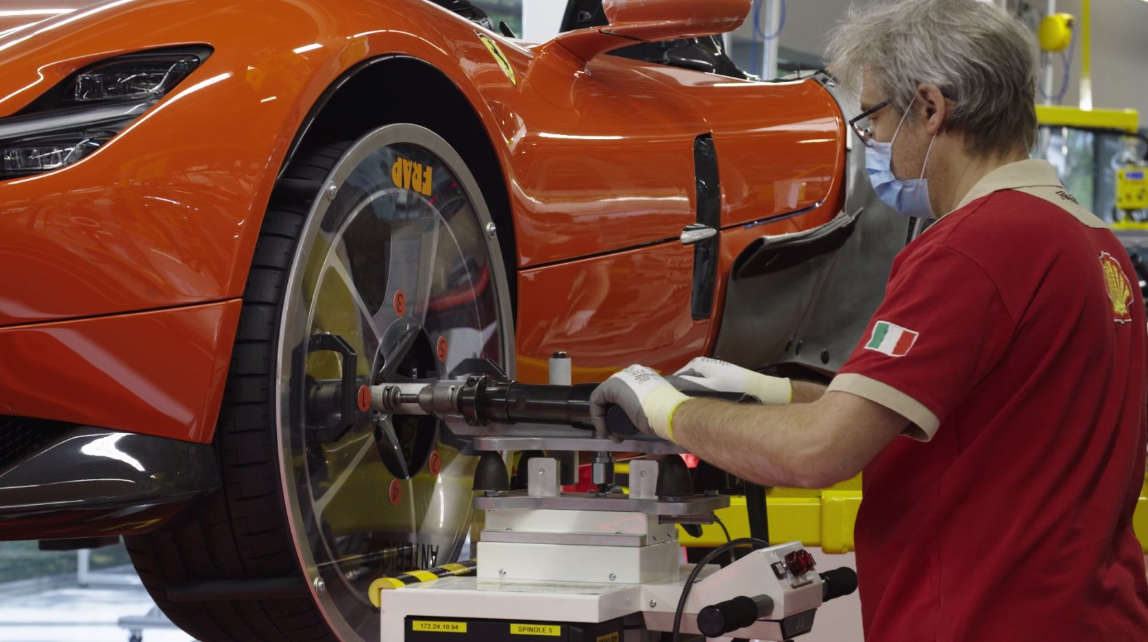 Ferrari To Resume Production After Coronavirus