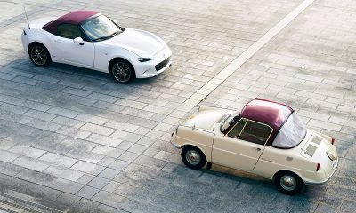 100th Anniversary Special Edition Mazda MX-5 Miata