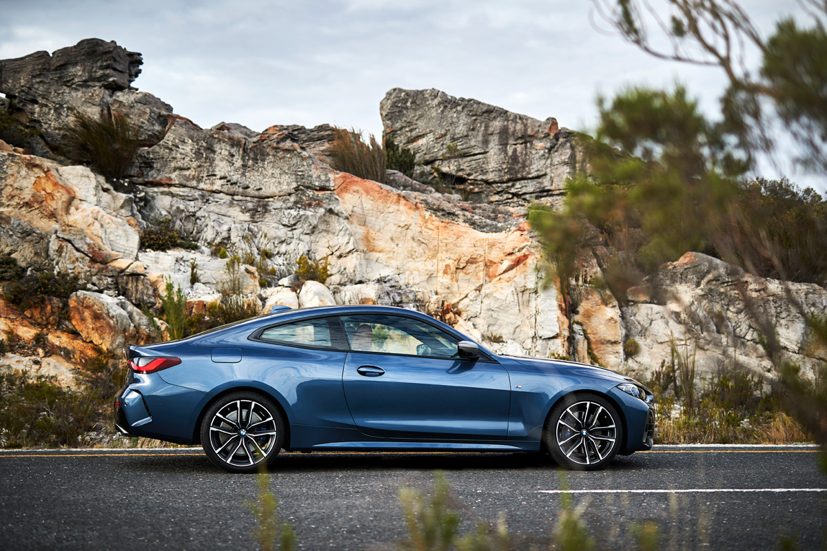 2021 BMW 4 Series Coupe