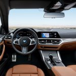 2021 BMW 4 Series Coupe interior