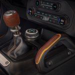 2021 Ford Bronco - interior