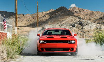 2020 Dodge Challenger SRT Super Stock
