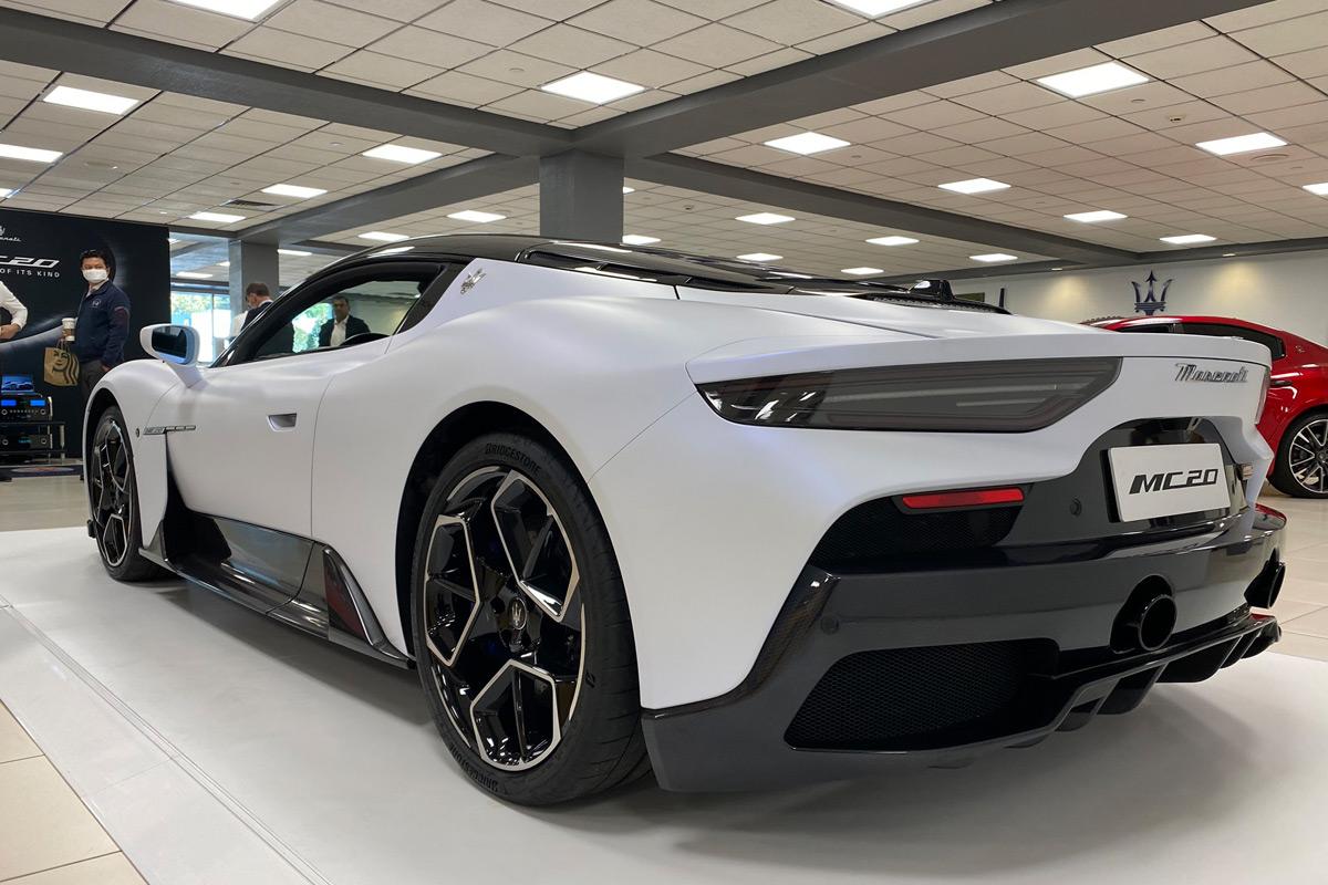 2022 Maserati MC20