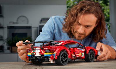 LEGO Technic Ferrari 488 GTE
