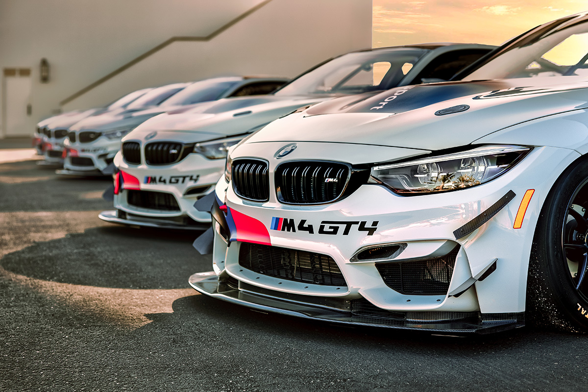 BMW M4 GT4 Experience at BMW Performance Center
