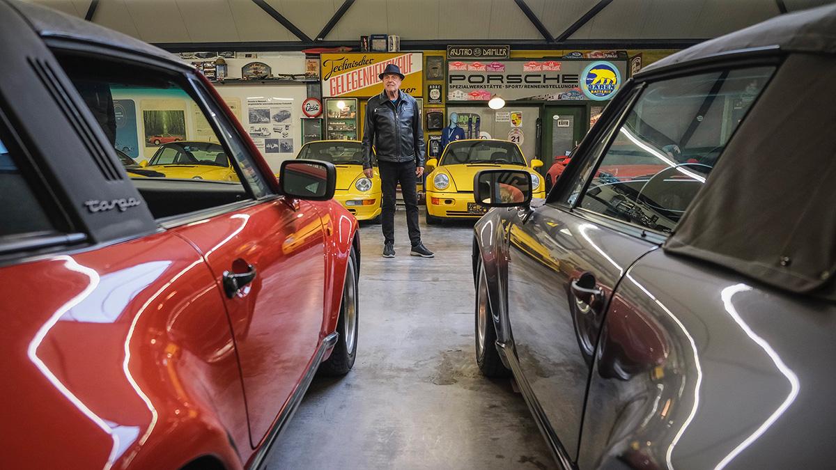 Porsche 911 Coupe, 911 Targa, 911 Cabriolet
