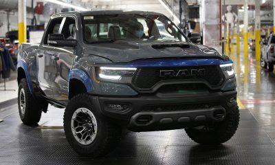 2021 Ram 1500 TRX Launch Edition VIN 001