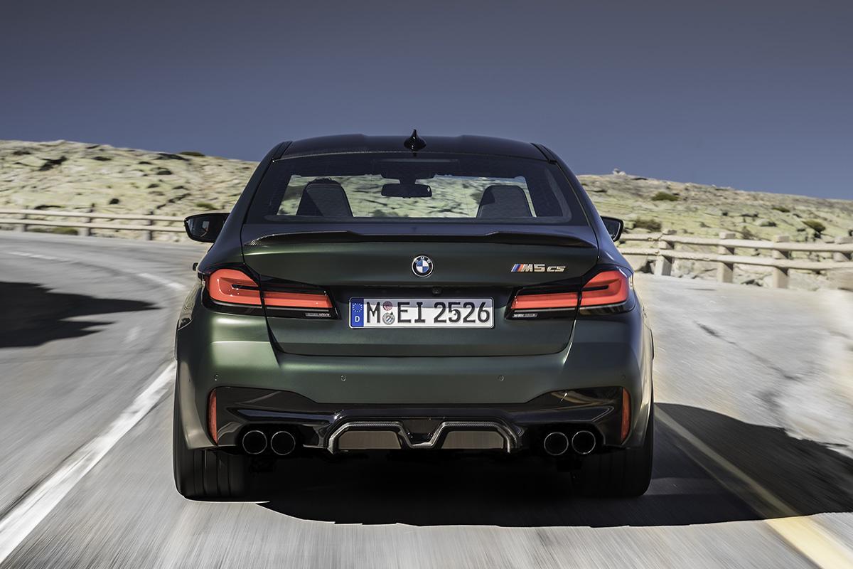 2022 BMW M5 CS Sedan