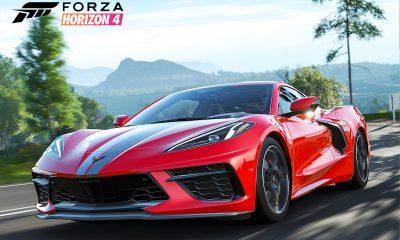 Forza Horizon 4 - Corvette C8
