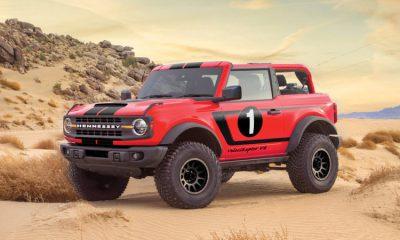 Hennessey VelociRaptor V8 Bronco