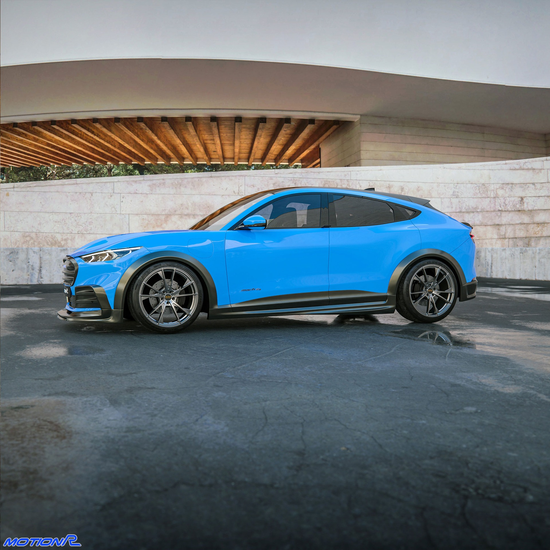 Motion R Design Ford Mustang Mach-E