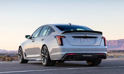 2022 Cadillac V-Series Blackwing Sedans