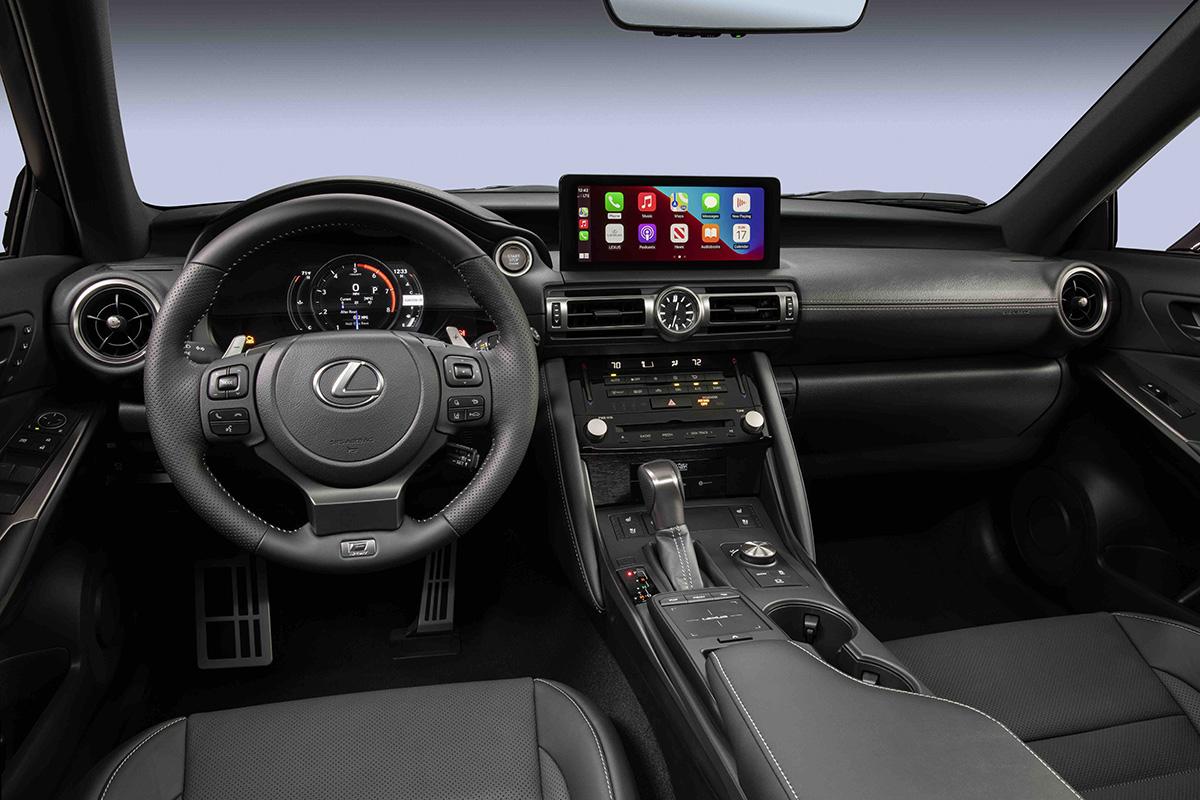 2022 Lexus IS 500 F-SPORT Performance