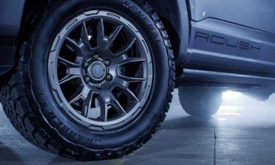 2021 Roush Ford F-150 wheels