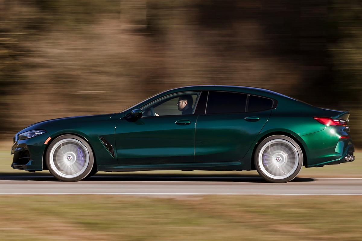 2022 BMW ALPINA B8 Gran Coupé