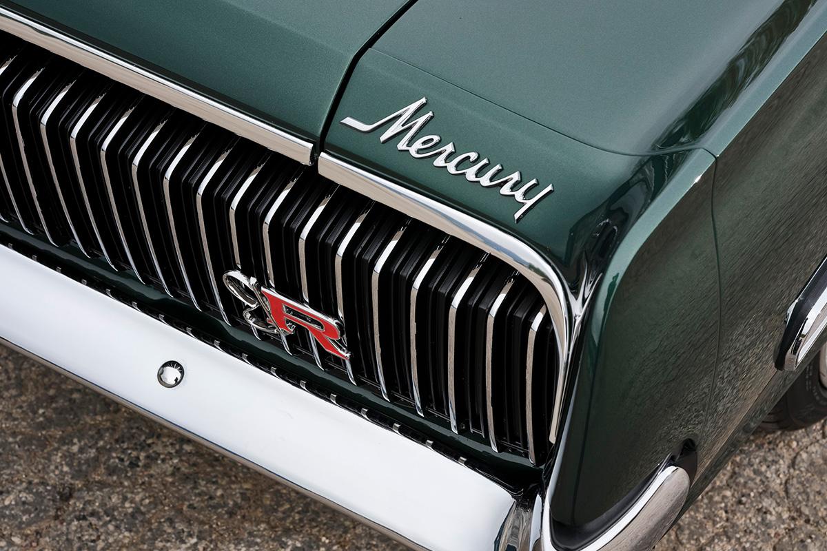 Ringbrothers Custom 1968 Mercury-Cougar