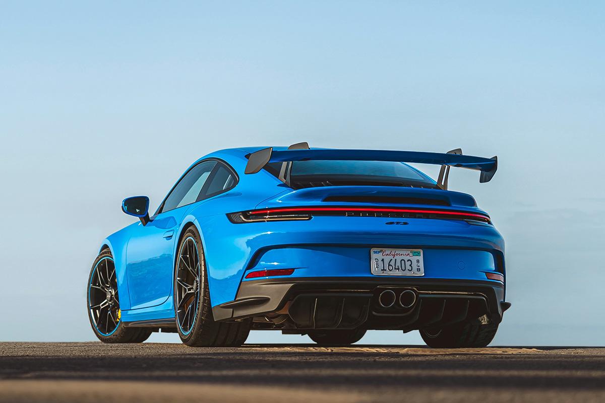 2022 Porsche 911 GT3