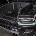 2024 GMC HUMMER EV SUV - frunk