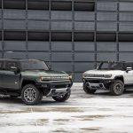 2024 GMC HUMMER EV Truck and SUV