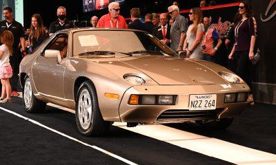1979 Porsche 928 Risky Business car