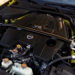 2023 Nissan Z engine bay