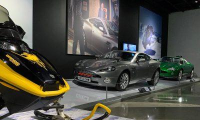 Bond In Motion - Petersen Museum